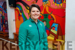 Ciara Griffin Ireland Women's Rugby captain.