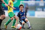 Juniors U-9 Plate Final. HKFC Soccer Section vs BFA during the Juniors of the HKFC Citi Soccer Sevens on 21 May 2016 in the Hong Kong Footbal Club, Hong Kong, China. Photo by Li Man Yuen / Power Sport Images