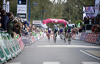 Martin Mortensen (DNK/ONE) wins before teammate Peter Williams (GBR/One)<br /> <br /> 33th Tro Bro Léon 2016