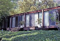 Craig Elwood: Kubly House, 215 La Vereda Rd., Pasadena. 1964.  Photo '89.