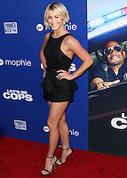 """HOLLYWOOD, LOS ANGELES, CA, USA - AUGUST 07: Julianne Hough at the Los Angeles Premiere Of 20th Century Fox's """"Let's Be Cops"""" held at ArcLight Cinemas Cinerama Dome on August 7, 2014 in Hollywood, Los Angeles, California, United States. (Photo by Xavier Collin/Celebrity Monitor)"""
