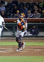 Korey Lee - Glendale Desert Dogs - 2021 Arizona Fall League (Bill Mitchell)