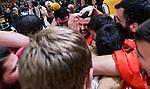 7Day EuroCup Semifinals Game 3.<br /> Valencia Basket Club (90)-(75) Hapoel Bank Yahav Jerusalem.<br /> Fuente de San Luis Pavillion (aka La Fonteta).<br /> Valencia, Valencia (Spain).<br /> 2017, march 22.
