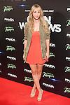 Ingrid Garcia Johnson attends `Open Windows´new film premiere at Palafox Cinemas in Madrid, Spain. June 30, 2014. (ALTERPHOTOS/Victor Blanco)