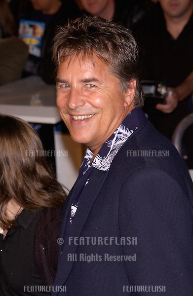 Actor DON JOHNSON at the Los Angeles premiere of Harry Potter and the Sorcerer's Stone..14NOV2001.  © Paul Smith/Featureflash