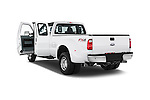 Car images of a 2015 Ford F-350 Super Duty XL 4x4 SuperCab 158-In DRW 2 Door pickup Doors