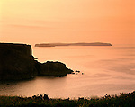 Caldy island, Nr Tenby, Pembrokshire, Wales. UK. Celtic Britain published by Orion