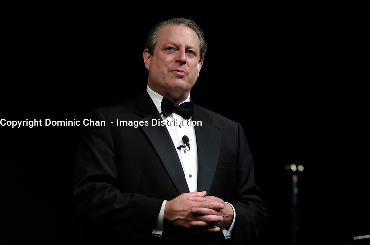London (ON) May 31, 2007 - An Evening with Al Gore. St. Josephís Health Care Foundation is hosting former U.S. vice president Al Gore for the launch of their Signature Speaker Series.<br /> <br /> <br /> Photo by Dominic Chan - Images Distribution