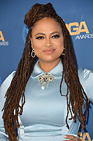 LOS ANGELES, USA. January 25, 2020: Ava DuVernay at the 72nd Annual Directors Guild Awards at the Ritz-Carlton Hotel.<br /> Picture: Paul Smith/Featureflash