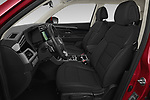 Front seat view of 2020 Ssangyong Korando Onyx 5 Door SUV Front Seat  car photos