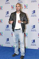 MIAMI, FL- July 19, 2012:  Miguel Cotto backstage at the 2012 Premios Juventud at The Bank United Center in Miami, Florida. ©Majo Grossi/MediaPunch Inc. /*NORTEPHOTO.com* **SOLO*VENTA*EN*MEXICO** **CREDITO*OBLIGATORIO** *No*Venta*A*Terceros* *No*Sale*So*third* ***No*Se*Permite*Hacer Archivo***No*Sale*So*third*©Imagenes*