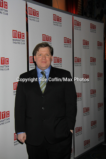 With the shot - Opening Night of Broadway's Good People on March 3, 2011 at the Samuel J. Friedman Theatre, New York City, New York with the after party was at B.B. Kings, NYC. (Photo by Sue Coflin/Max Photos)