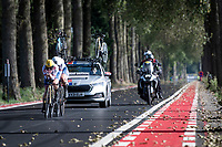 Womens Team <br /> <br /> Mixed Relay TTT <br /> Team Time Trial from Knokke-Heist to Bruges (44.5km)<br /> <br /> UCI Road World Championships - Flanders Belgium 2021<br /> <br /> ©kramon