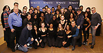 """Cast and creative team attend the Meet & Greet for """"Summer: The Donna Summer Musical"""" on March 8, 2018 at the New 42nd Street Studios,  in New York City."""