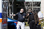 NYC first responders on alert for the Covid-19 pandemic