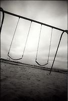 Children's swings<br />