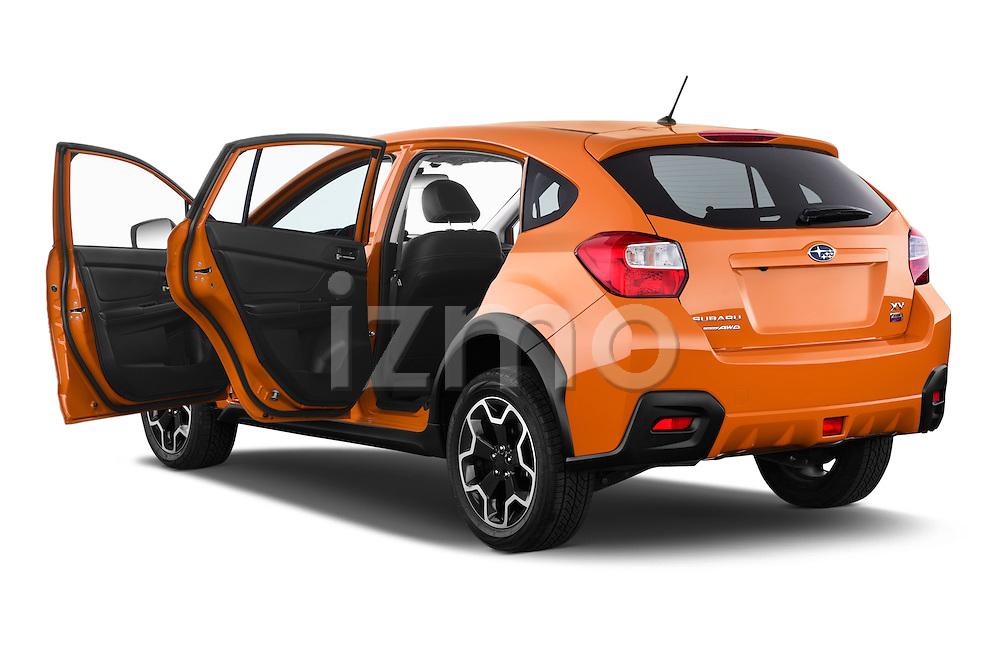 Car images of 2014 Subaru XV-Crosstrek Premium 5 Door SUV Doors