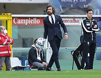 Torino 03-04-2021<br /> Stadio Grande torino<br /> Serie A  Tim 2020/21<br /> Torino - Juventus<br /> Nella foto:  Pirlo Andrea                                 <br /> Antonio Saia Kines Milano