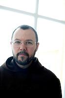 "Brother Bruno...The new Munkeby Mariakloster - kloster is Norwegian for monastery . The four founding French monks will establish their discrete presence as a contemplative monastery according to the Rule of Saint Benedict, written in the 6th century. Brother Joel (55) & Cîteaux's Prior, brothers Arnaud (31), Bruno (33) and Cyril (81), have all chosen to be part of the founding community, despite Norway's rude climate and winter darkness at latitude 63º N, not far from the arctic circle.Munkeby, the ""place of the monks"" was the third and northernmost Norwegian monastery established by the Cistercians in the 12th century"