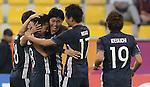 Saudi Arabia vs Japan during the AFC U23 Championship 2016 Group B match on January 19, 2016 at the Suhaim Bin Hamad Stadium in Doha, Qatar. Photo by Fadi Al-Assaad / Lagardère Sports