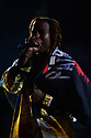 MIRAMAR, FL - AUGUST 28: Yotuel performs on stage during Yotuel En Concierto at Miramar Regional Park Amphitheater on August 28, 2021 in Miramar, Florida.  ( Photo by Johnny Louis / jlnphotography.com )