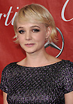 Carey Mulligan attends the 2011 Palm Springs International Film Festival Awards Gala held at The Palm Springs Convention Center in Palm Springs, California on January 08,2011                                                                               © 2010 Hollywood Press Agency