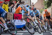Jasper Stuyven (BEL/Trek-Segafredo)<br /> <br /> Men Elite – Road Race (WC)<br /> Race from Antwerp to Leuven (268.3km)<br /> <br /> ©kramon