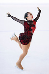 Joanna So of Hong Kong competes in Ladies Short Program during the Asian Open Figure Skating Trophy 2017 on August 04, 2017 in Hong Kong, China. Photo by Power Sport Images / Marcio Rodrigo Machado
