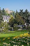 Germany, Baden-Wuerttemberg, Markgraefler Land, Badenweiler, 5-stars-hotel Roemerbad | Deutschland, Baden-Wuerttemberg, Markgraeflerland, Badenweiler, 5-Sterne-Hotel Roemerbad