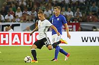 Joshua Kimmich (Deutschland Germany) gegen Robin Lod (Finnland) - Deutschland vs. Finnland, Borussia Park, Mönchengladbach