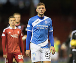 Aberdeen v St Johnstone…22.09.16.. Pittodrie..  Betfred Cup<br />Liam Gordon<br />Picture by Graeme Hart.<br />Copyright Perthshire Picture Agency<br />Tel: 01738 623350  Mobile: 07990 594431