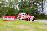 Ally McCoist giving it some stick as he does fast rallycross laps at Knockhill today as the Ladbrokes Ambassadors preview Euro 2016