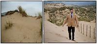 CANTABRIA + Raúl Medina   ..Soy Raúl Medina Santamaría, nací en Gallarta, Vizcaya, y vivo en Santander. Tengo 51 años y soy Catedrático de la Universidad de Cantabria. Estoy casado y tengo dos hijas, de 26 y 20 años..Mi trabajo en el Instituto de Hidráulica Ambiental consiste en entender los procesos costeros, en particular los procesos físicos (por ejemplo, porque se erosiona una playa, como se forma una duna, cual es la respuesta de un estuario al cambio climático, que le pasa a un tramo de costa si dragamos en un sitio determinado o si construimos un puerto, o una presa?) y en explicarlo, de la manera más sencilla y práctica posible, a los gestores costeros y a la sociedad en general para que, con esa información, tomen las mejores decisiones posibles. (c) GREENPEACE HANDOUT/PEDRO ARMESTRE- NO SALES - NO ARCHIVES - EDITORIAL USE ONLY - FREE USE ONLY FOR 14 DAYS AFTER RELEASE - PHOTO PROVIDED BY GREENPEACE - AP PROVIDES ACCESS TO THIS PUBLICLY DISTRIBUTED HANDOUT PHOTO TO BE USED ONLY TO ILLUSTRATE NEWS REPORTING OR COMMENTARY ON THE FACTS OR EVENTS DEPICTED IN THIS IMAGE