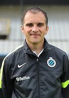 Club Brugge Vrouwen : Andy Deceuninck<br /> foto David Catry / nikonpro.be