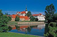 Tschechien, Prag, Kloster Brevnov
