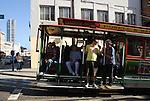 Cable Cars, San Francisco, CA 10/11