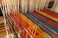 Atelier de tissage associatif de Thenon