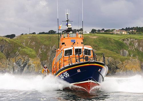 File image of Ballycotton RNLI's all-weather lifeboat Austin Lidbury