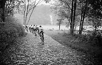 the 'new Schaal Sels has 18 kilometres of gravel roads & 33 kilometres of cobbles<br /> <br /> 90th Schaal Sels 2015