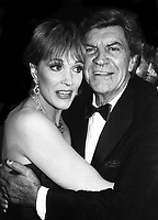 Julie Andrews Robert Preston 1980s Photo by Adam Scull-PHOTOlink.net