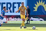 20.02.2021, xtgx, Fussball 3. Liga, FC Hansa Rostock - SV Waldhof Mannheim, v.l. Marcel Costly (Mannheim, 17) <br /> <br /> (DFL/DFB REGULATIONS PROHIBIT ANY USE OF PHOTOGRAPHS as IMAGE SEQUENCES and/or QUASI-VIDEO)<br /> <br /> Foto © PIX-Sportfotos *** Foto ist honorarpflichtig! *** Auf Anfrage in hoeherer Qualitaet/Aufloesung. Belegexemplar erbeten. Veroeffentlichung ausschliesslich fuer journalistisch-publizistische Zwecke. For editorial use only.