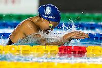 Martina Carraro 200m Rana Donne<br /> <br /> Riccione 03/04/2019 Stadio del Nuoto di Riccione<br /> Campionato Italiano Assoluto Primaverile di Nuoto <br /> Nuoto Swimming<br /> <br /> Photo © Andrea Staccioli/Deepbluemedia/Insidefoto