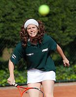 11-5-09, Tennis, Sportpromotion tennisdag, Barbara Barend