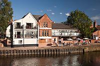 The Moorings, Newark on Trent, Nottinghamshire