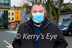 Ken Robinson from Tralee