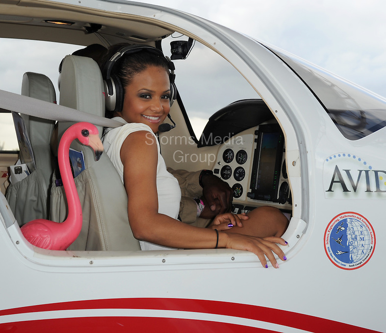 SMG_Christina Milian_Rally for Kids with Cancer_043011_01<br /> <br /> MIAMI, FL - APRIL 30: Singer/Actress Christina Milian participates in a Rally for Kids with Cancer Scavenger Cup.  Christine Marié Flores (born September 26, 1981),  better known by her stage name Christina Milian (pronounced /mɪliˈɑːn/) is an American recording artist, actress, dancer and model. Born in Jersey City, New Jersey, Milian moved to Los Angeles when she was 13 years old, desiring to be an actress. By the age of 17, Milian had begun writing songs to help obtain a recording contract. Milian has released three studio albums, and is currently working on fourth studio album due for release in 2011.  on April 30, 2011 in Miami, Florida.  (Photo By Storms Media Group)<br />  <br />  <br /> People:   Christina Milian<br /> <br /> Must call if interested<br /> Michael Storms<br /> Storms Media Group Inc.<br /> 305-632-3400 - Cell<br /> 305-513-5783 - Fax<br /> MikeStorm@aol.com