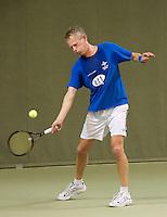 12-03-11, Tennis, Rotterdam, NOVK, Gerrit Hornstra