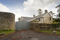 "The house where Ian ""H"" Watkins lives in Llanblethian near Cowbridge, Wales, UK. Friday 30 April 2021"