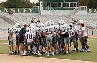 W-L Freshman Football vs Langley 2021