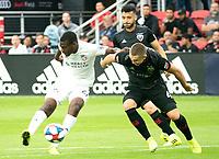 Washington, DC - Sunday October 06, 2019: D.C. United tied Cincinnati FC 0-0 in a MLS match at Audi Field.